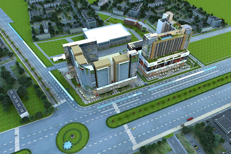 Gaur City Center Retails Shops